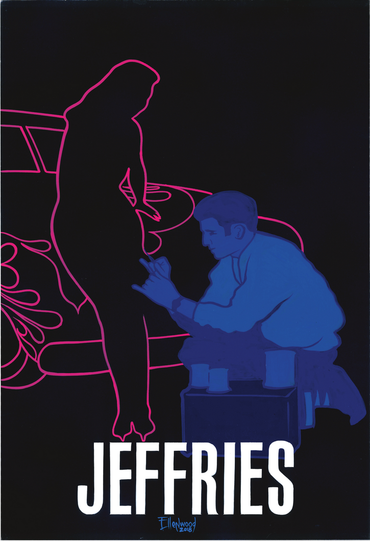 Poster - Dean Jeffries Tribute