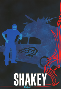 Poster - Shakey Jake Tribute