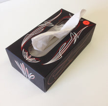 Pinstriped Tissue Boxes