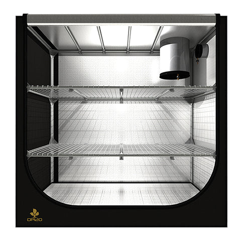 "Secret Jardin DARK PROPAGATOR 2.6 DP120, 47"" x 24"" x 47"""