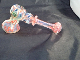 Multi-colored bubbler