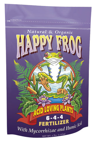 FoxFarm® Happy Frog® Acid Loving 6 - 4 - 4