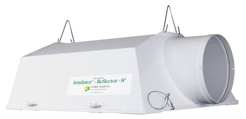 Irradiator® 8 in Air-Cooled Reflector