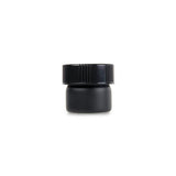 Borosilicate Black Glass Concentrate Container