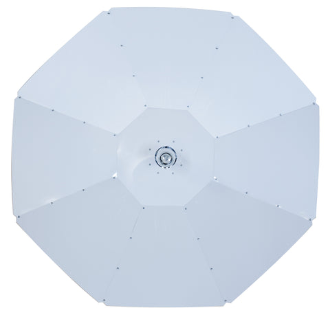 Parabolic Reflector With Socket