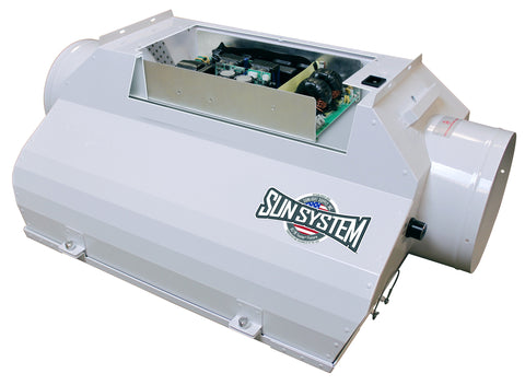 Sun System® AC/DE Fusion® 8 in Air-Cooled Fixture