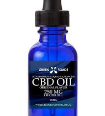 CBD Oil 250MG, 15mL