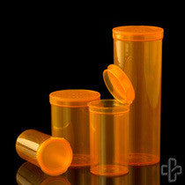Pop Top Vials