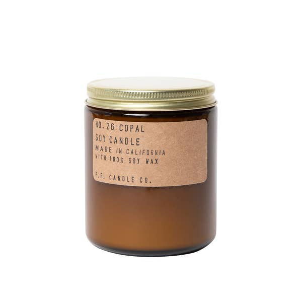 P.F. Candle Co. 7.2 Soy Candle - Copal