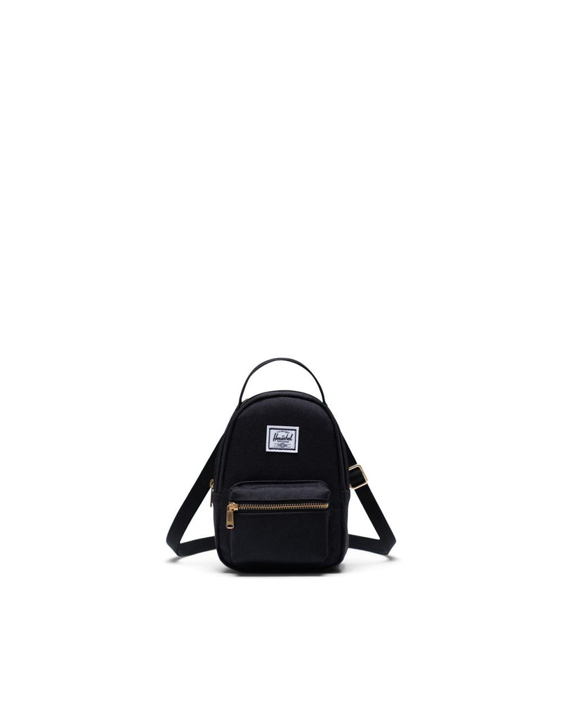 Herschel Supply Co. Nova Crossbody Mini - Black