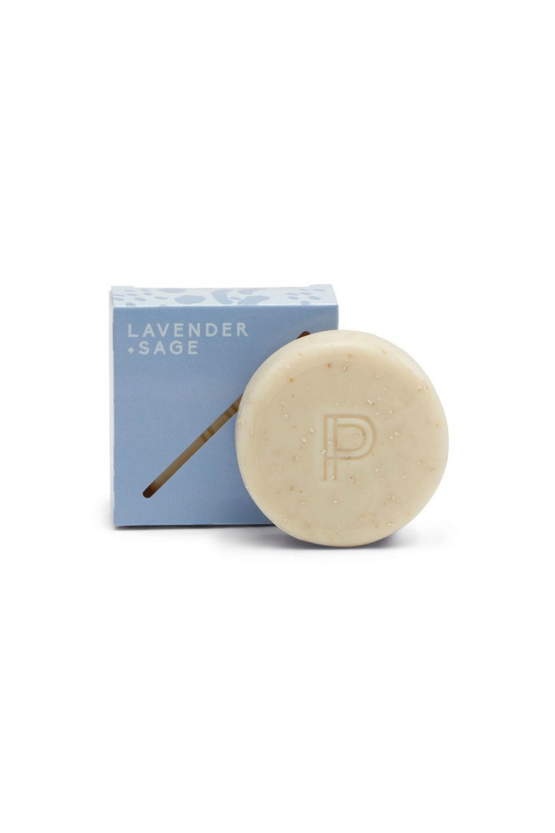 Paddywax Bar Soap 3 oz. - Lavender + Sage