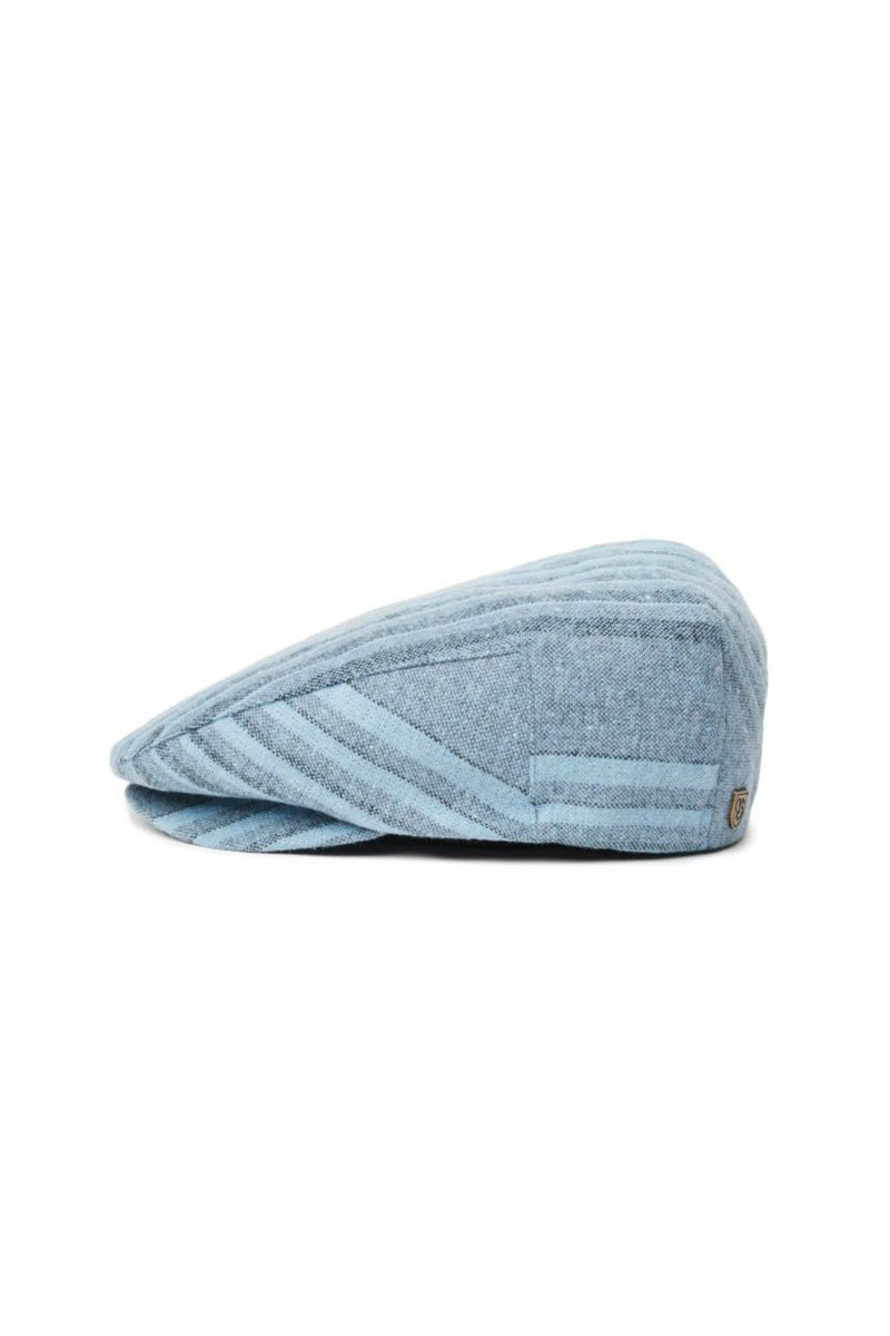 Brixton Hooligan Snap Cap - Heather Blue/Washed Navy