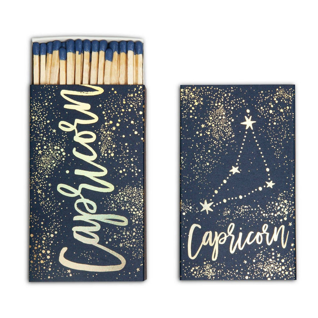 Cigar Matches - Capricorn