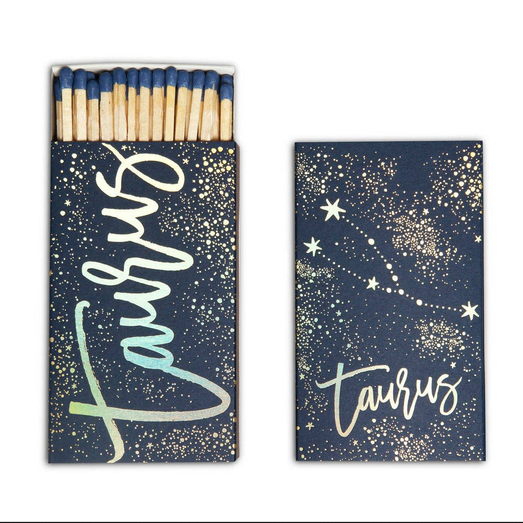 Cigar Matches - Taurus