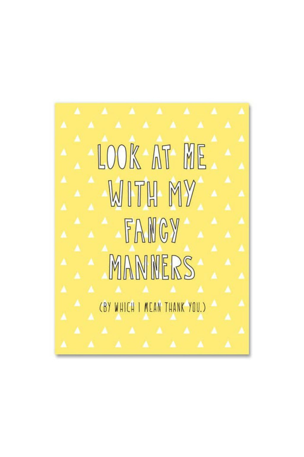 Near Modern Disaster Greeting Card - Fancy Matters