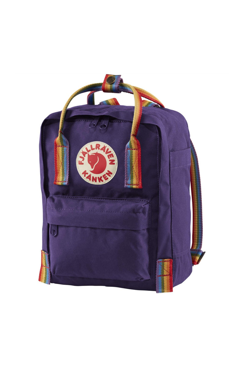 Fjällräven Kånken Mini Backpack in Rainbow
