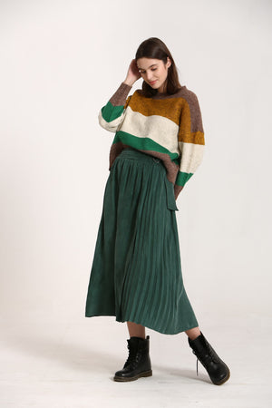 The Korner Josie Stripe Sweater