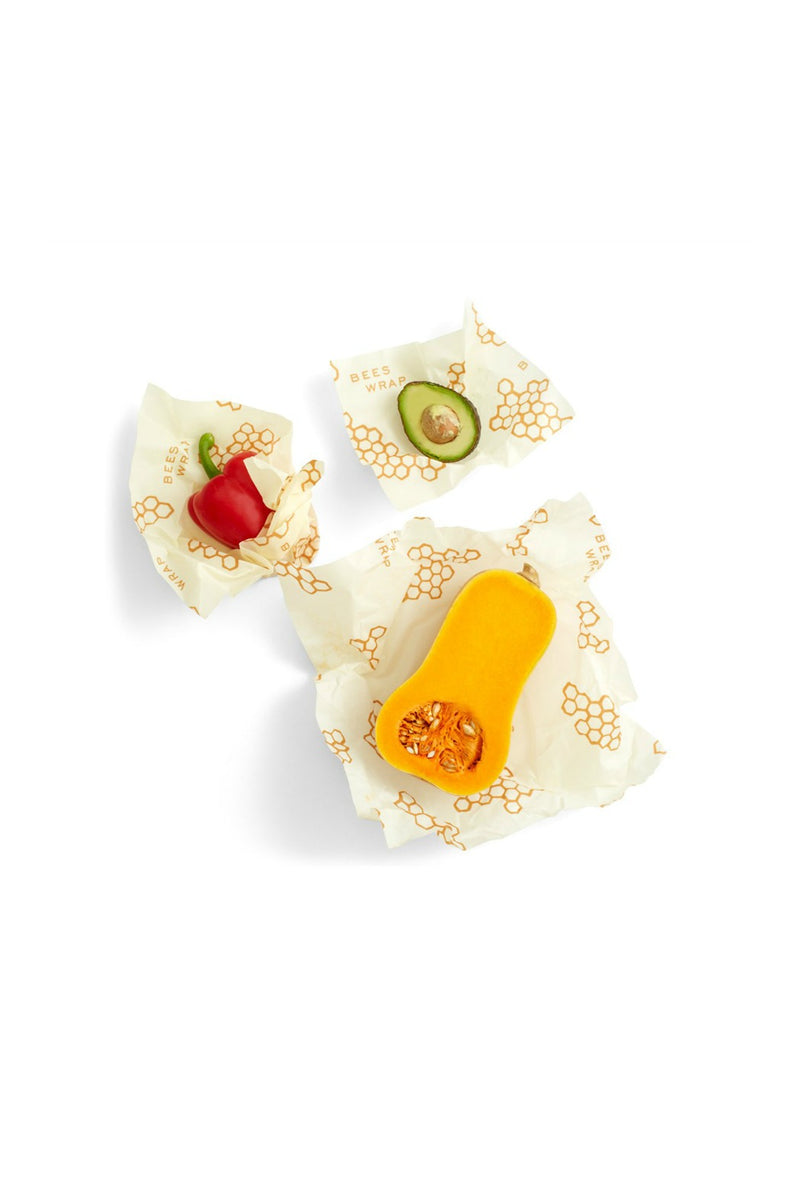 Bee's Wrap - Assorted Size 3 Pack