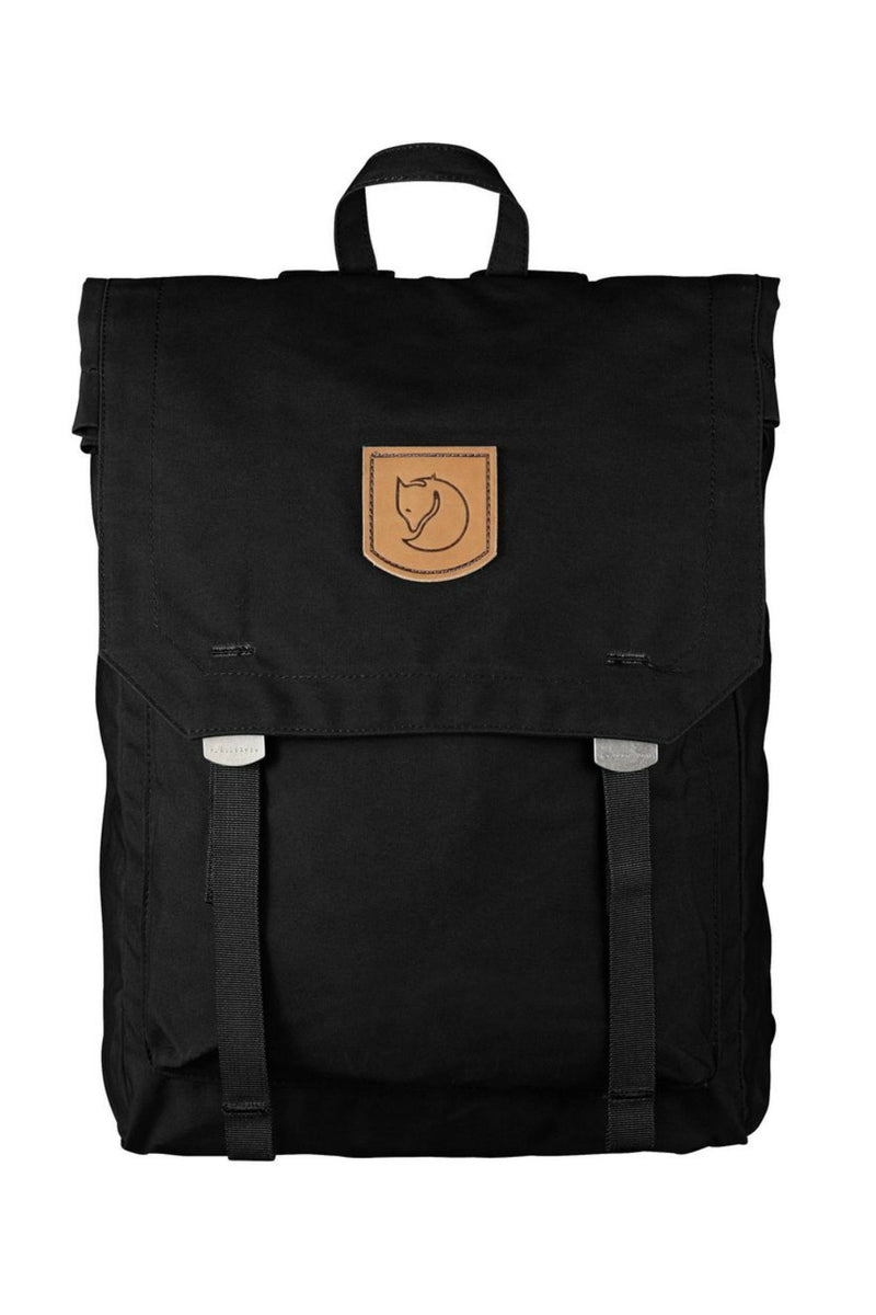 Fjällräven Foldsack No.1 Backpack in Black