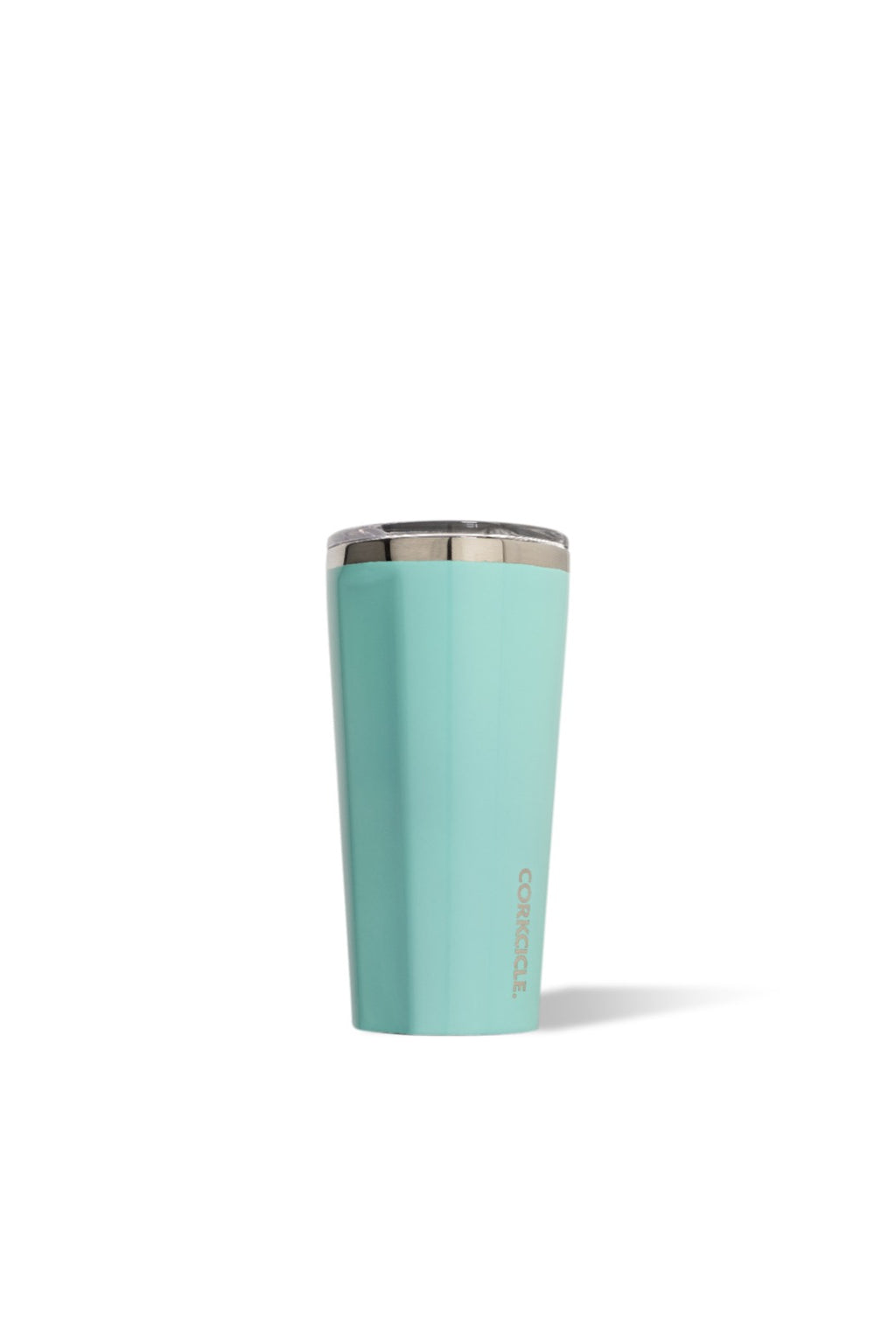 Corkcicle 16 oz. Tumbler in Gloss Turquoise