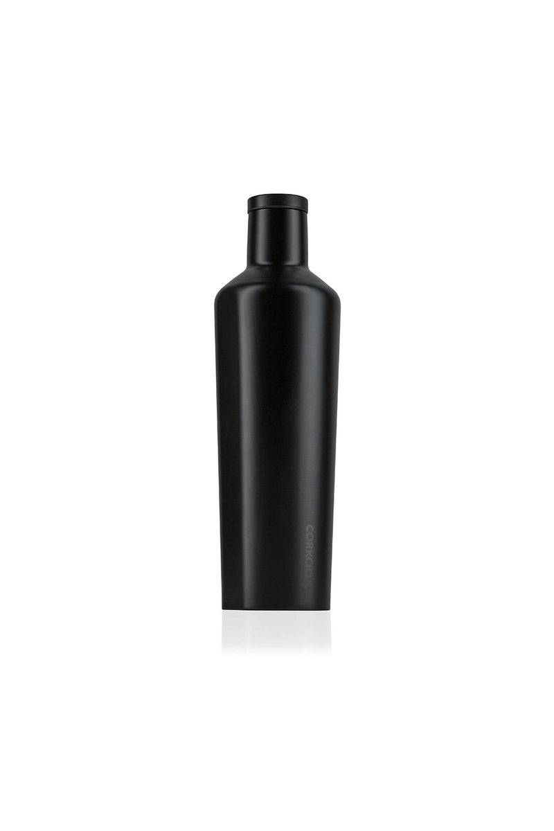 Corkcicle 25 oz. Canteen - Dipped Blackout