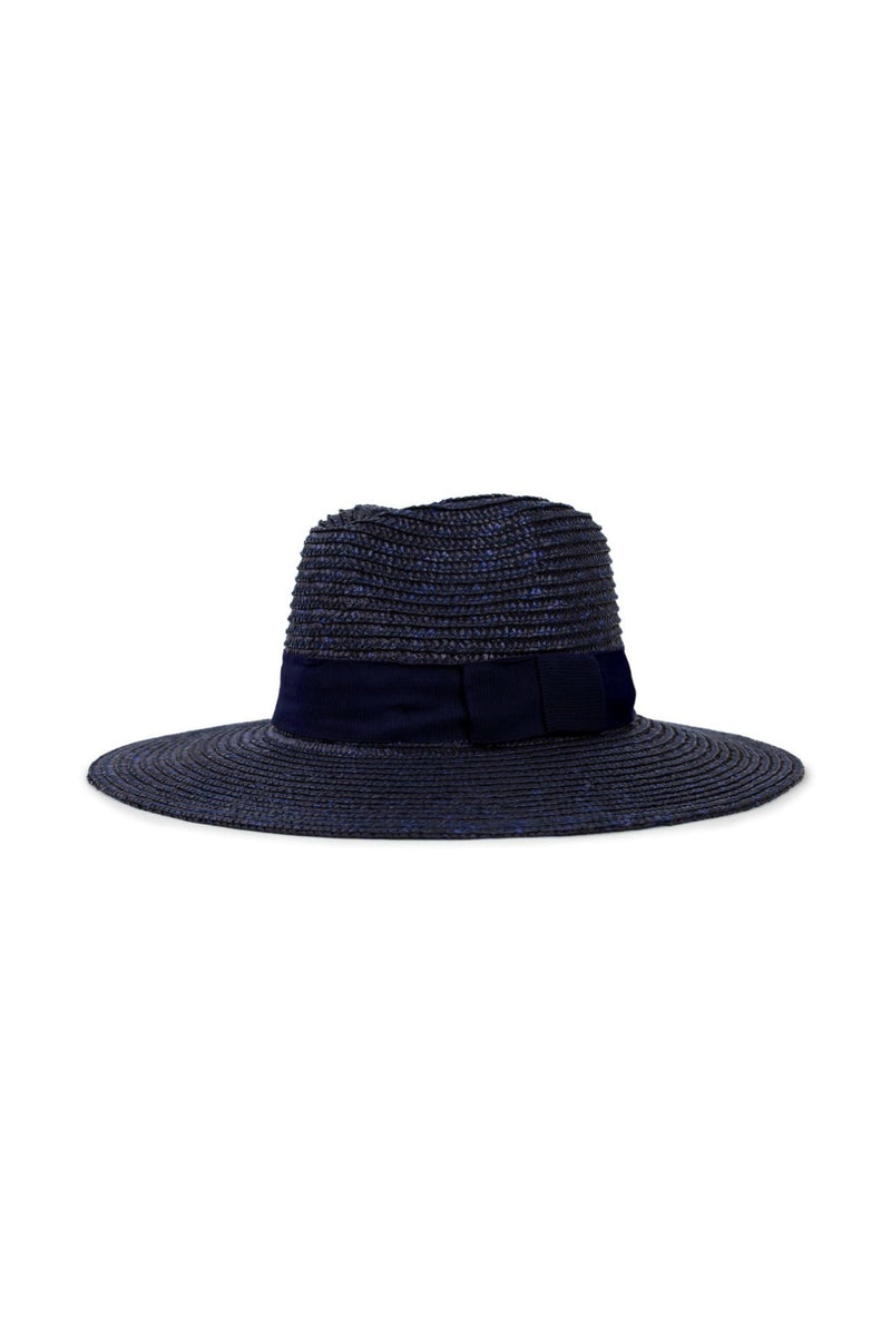 Brixton Joanna Hat in Washed Navy