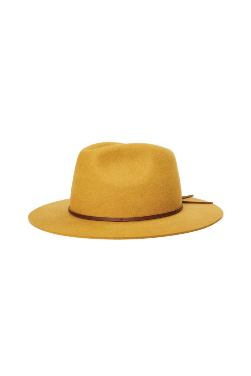 Brixton Wesley Hat - Maize