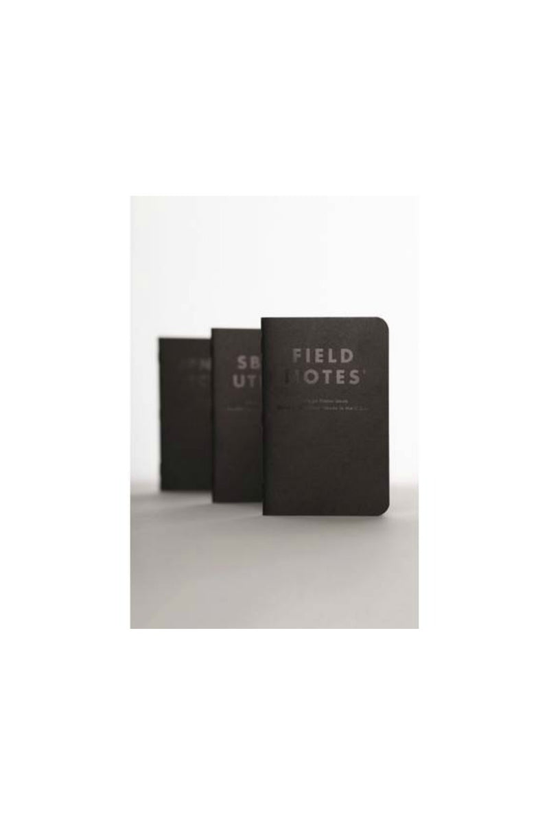 Field Notes Clandestine 3-Pack