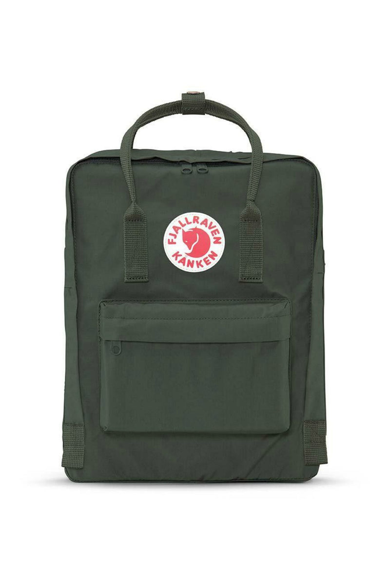 Fjällräven Kånken Backpack in Forest Green