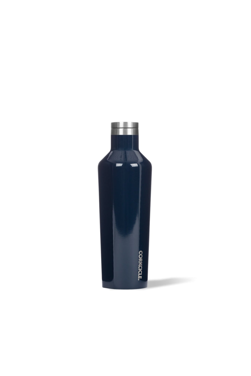 Corkcicle 16 oz. Classic & Dipped Canteen - Gloss Navy