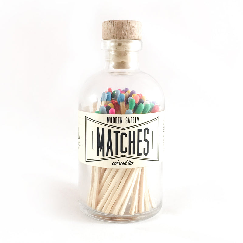 Vintage Apothecary Matches - Variety