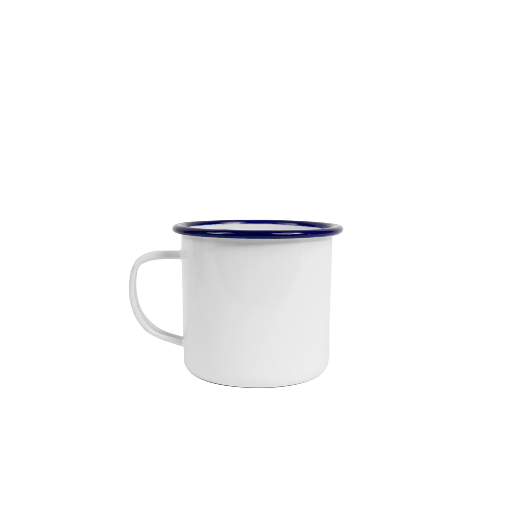 Crow Canyon Home 16 oz. Enamelware Mug