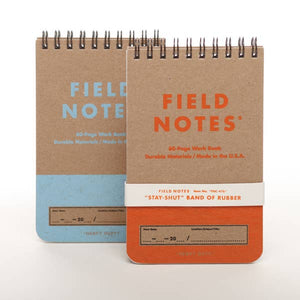 Field Notes - Heavy Duty 2-Pack
