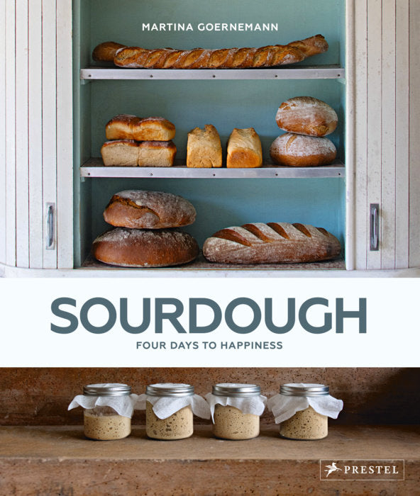 Sourdough by MARTINA GOERNEMANN