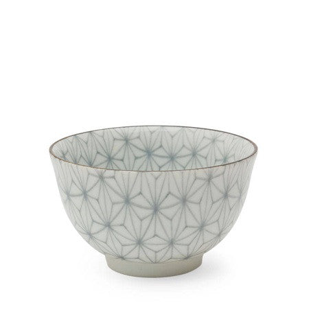 Asanoha Colors Bowl - Gray
