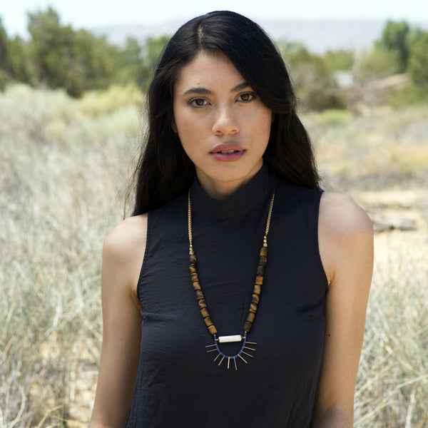 The Auset Necklace