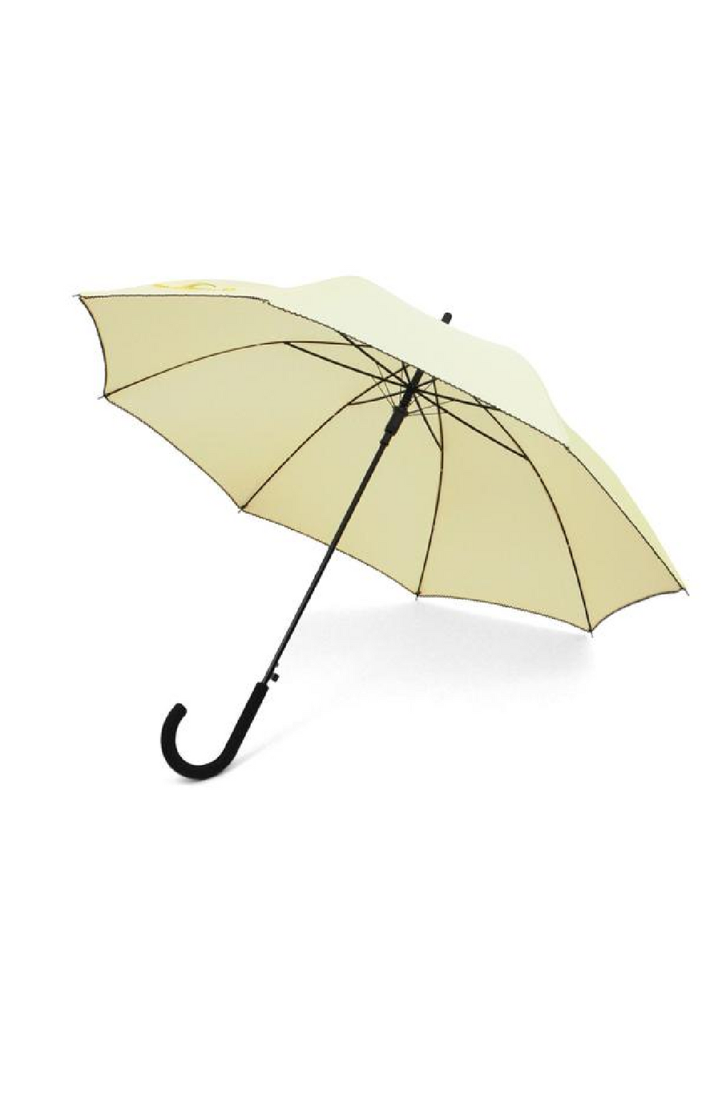 Umbrella with Braided Cord Trim