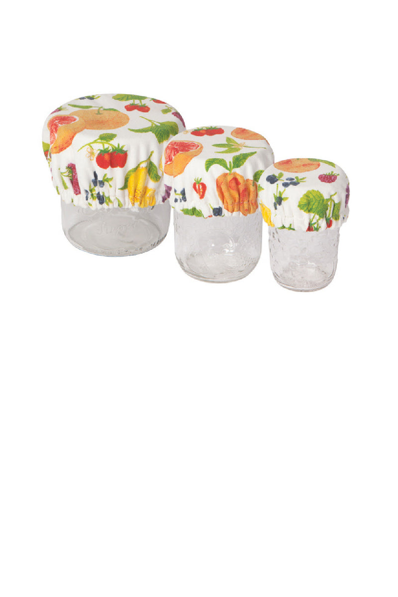 Now Designs Bowl Cover - Set of 3 - Fruit Salad