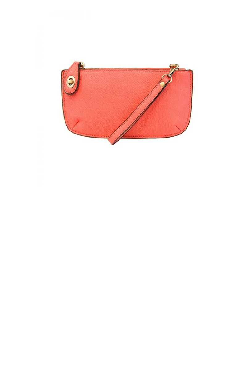 Mini Crossbody Wristlet- Watermelon