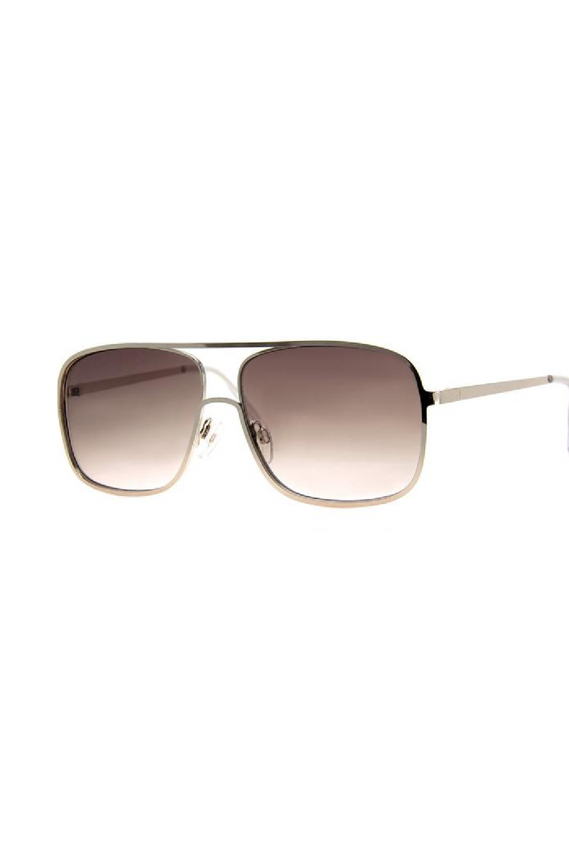 Highway Patrol Sunnies - Silver