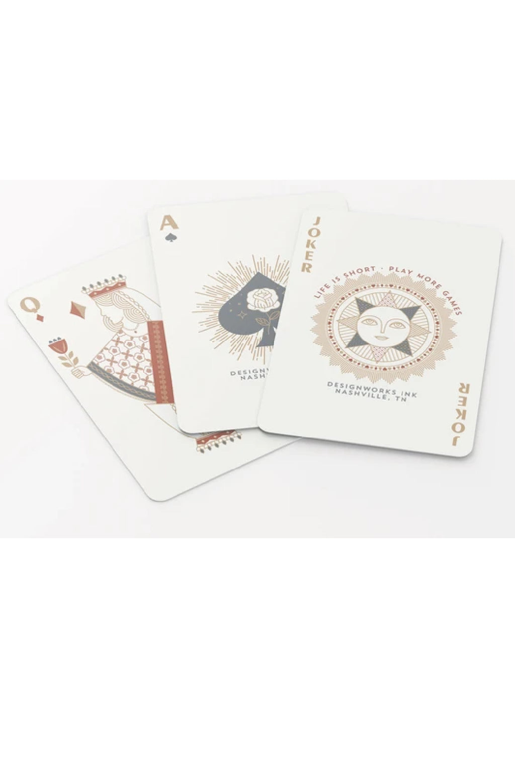 Designworks Modern Deco Playing Cards