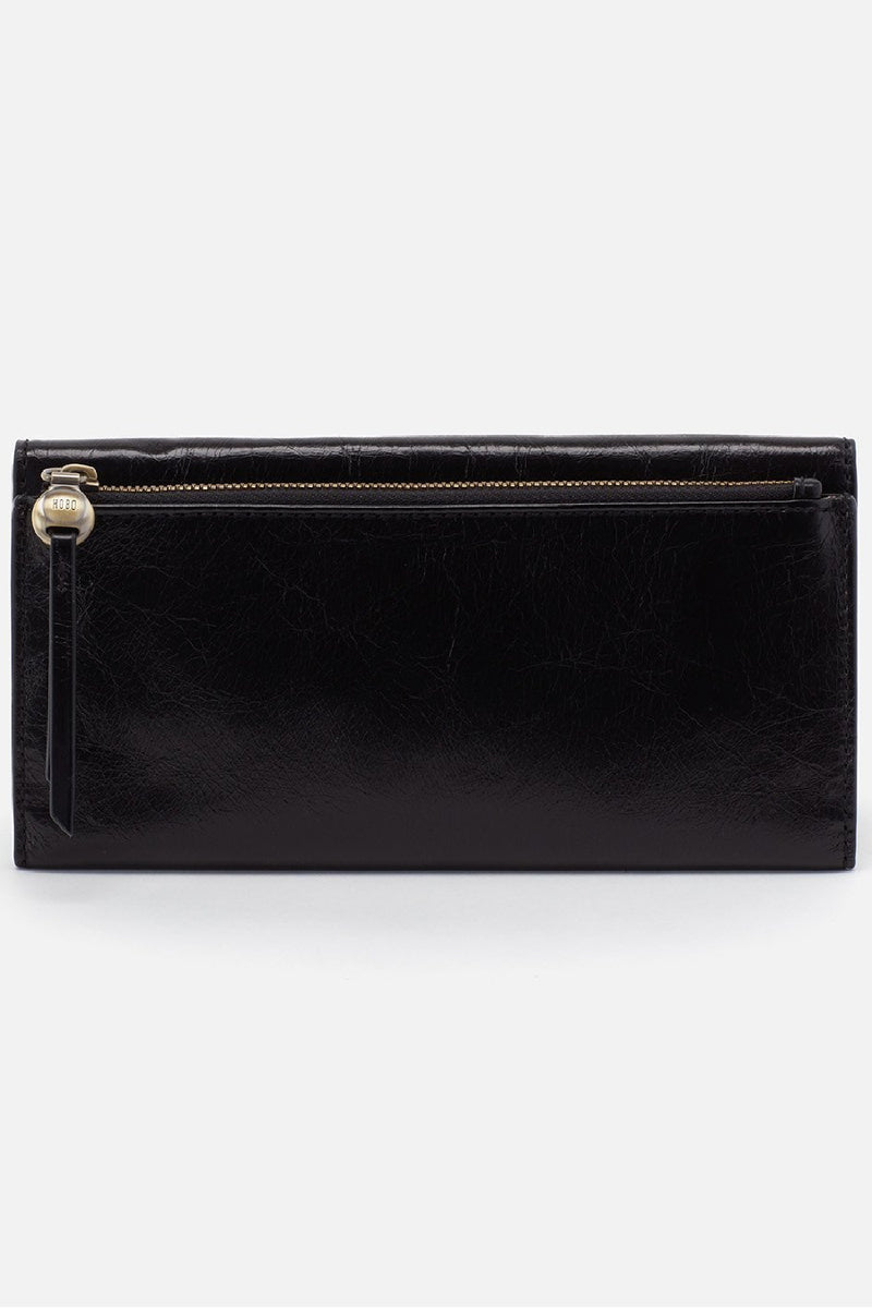 Hobo Arise Continental Wallet - Black