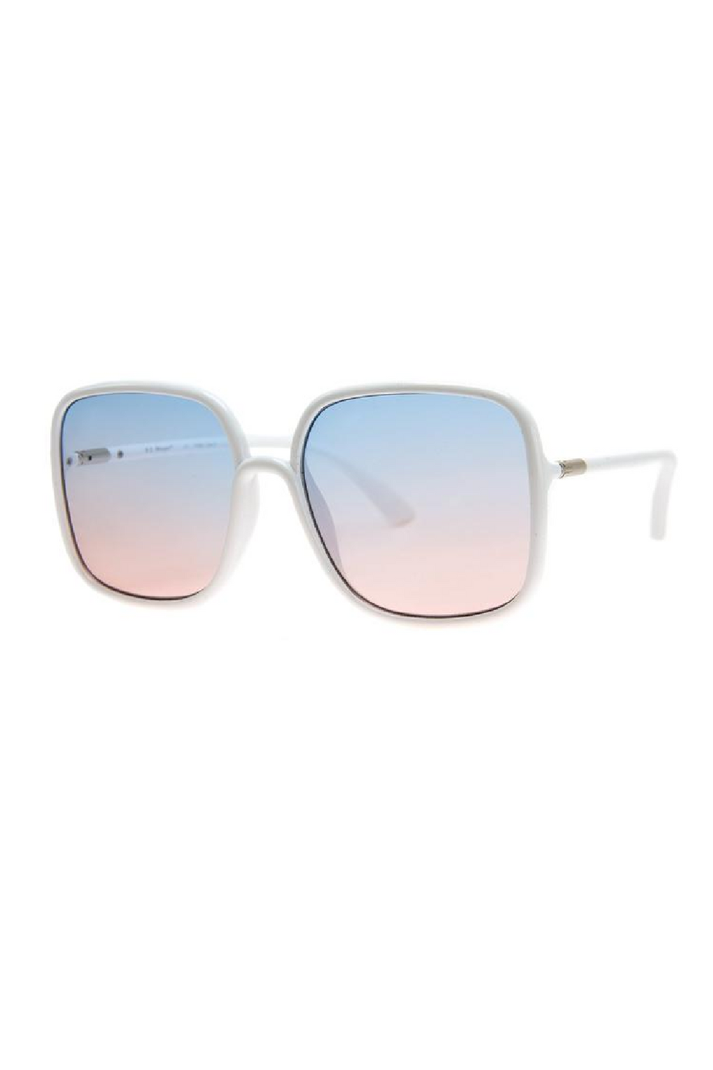 Posterity Sunnies - White