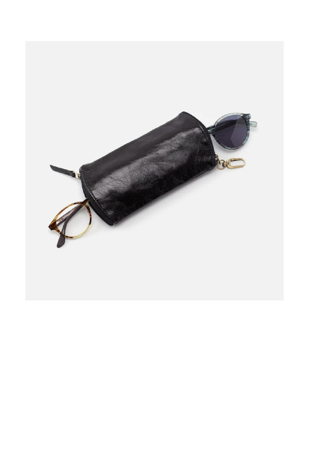 Hobo Spark Glasses Case - Black Vintage