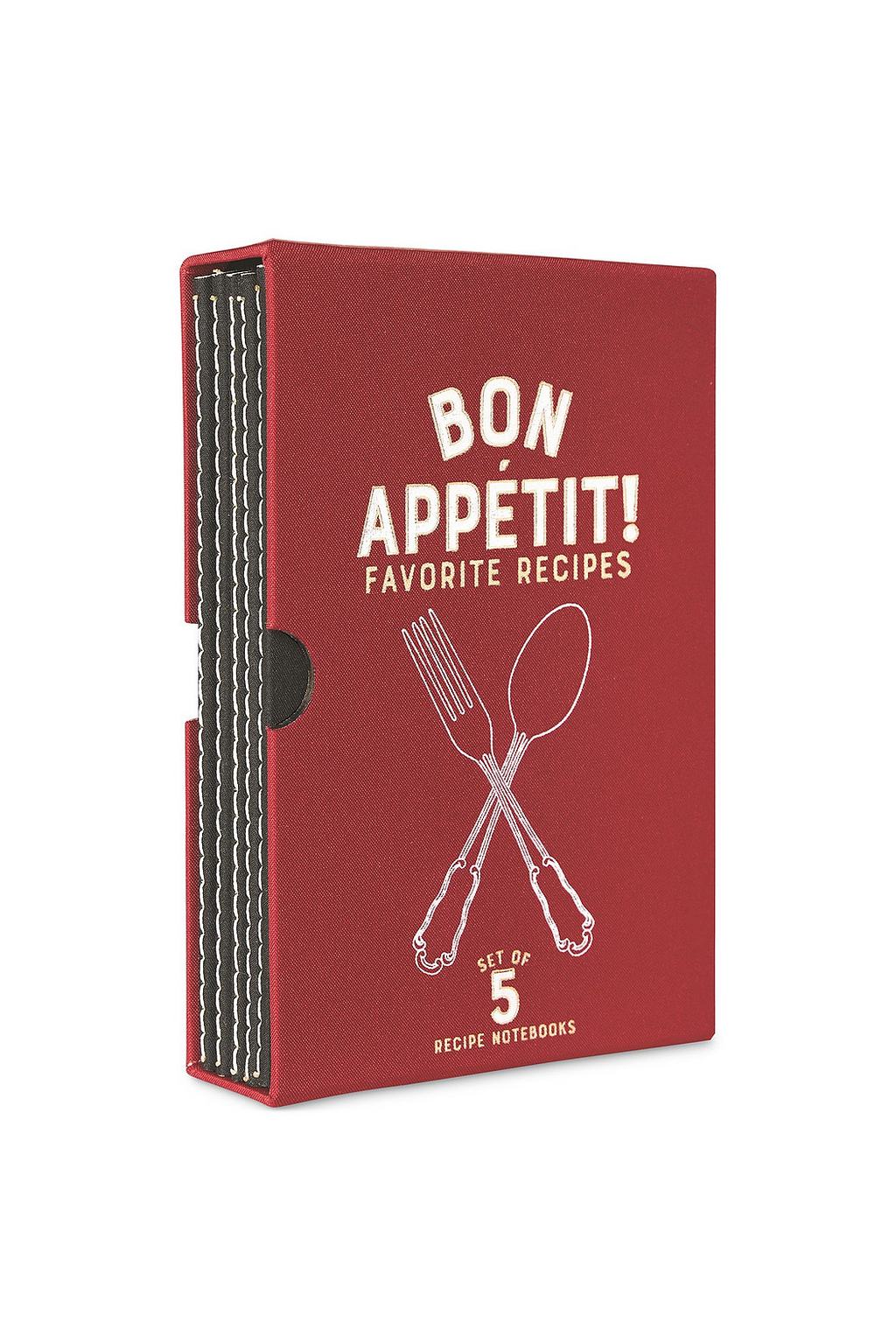 Designworks Ink Bon Appetit Recipes Box