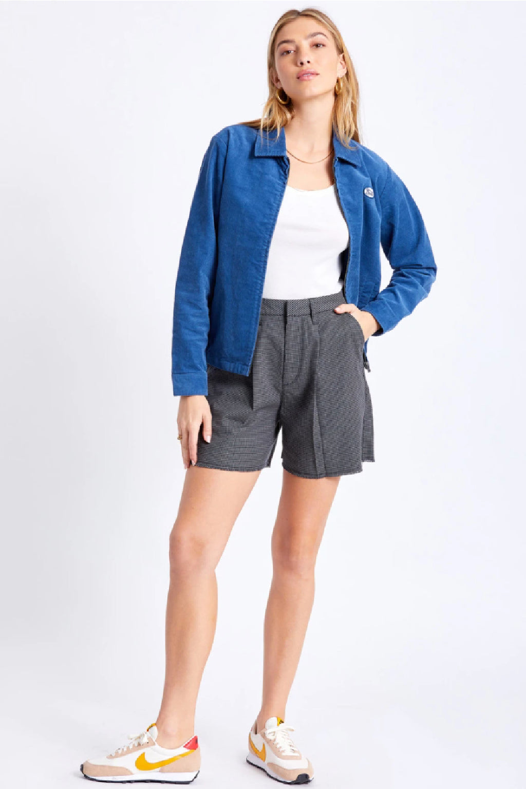 Victory Trouser Shorts