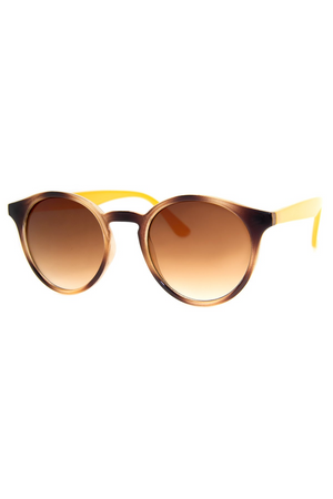 Necessary Sunnies - Brown