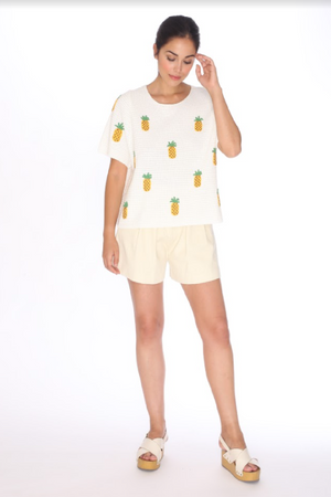 Pepaloves Pineapple Patch Sweater