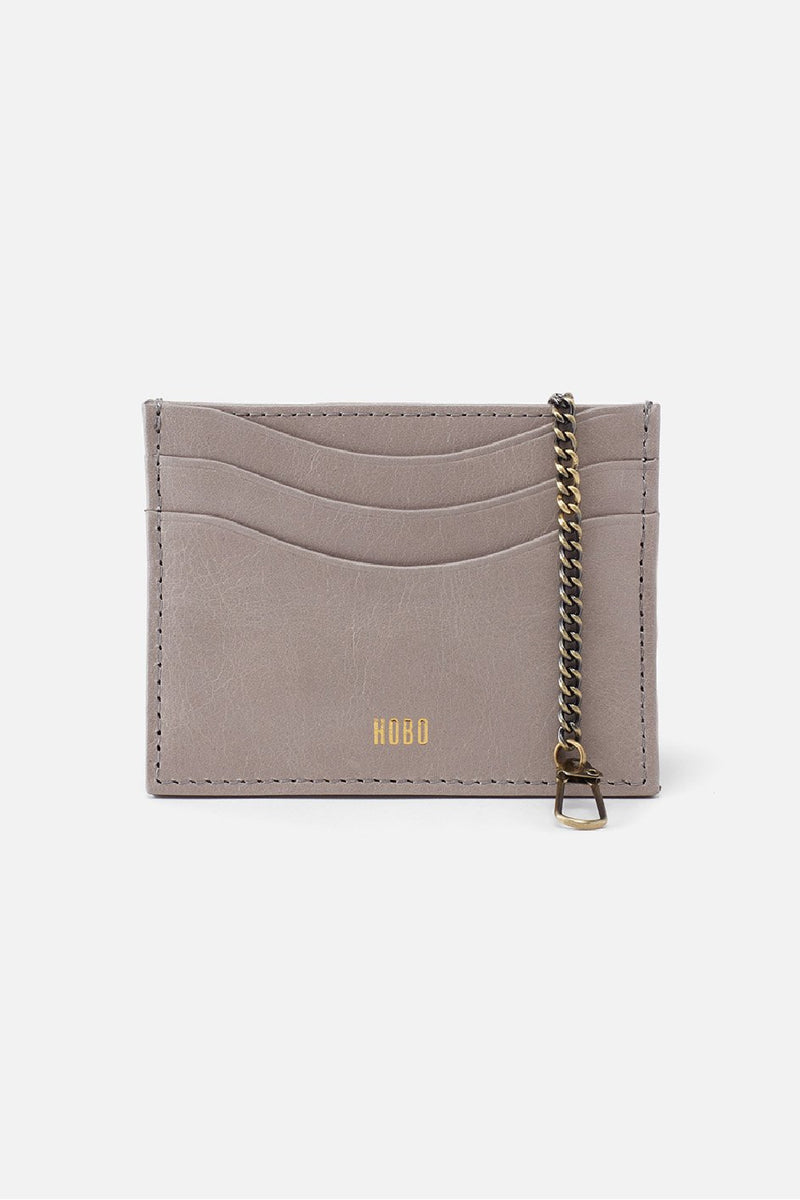 Hobo Max Credit Card Holder - Driftwood