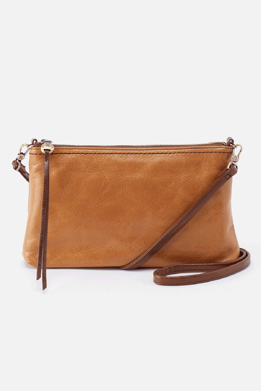 Hobo Darcy Convertible Clutch - Honey